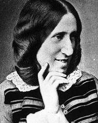 George Eliot: Strong-Minded Woman and Varying Unfolding Self