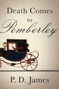 death comes to pemberley pd james