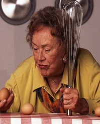 Other Bloomers and Shakers: Julia Child