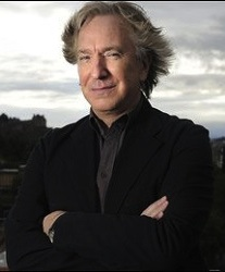 Other Bloomers & Shakers: Alan Rickman