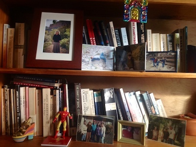 Jane Hammons Shelfie