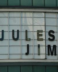 <i>Jules et Jim</i> et Henri-Pierre etFrançois