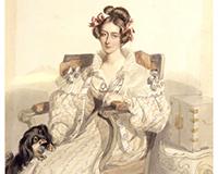 Emily Eden Portrait