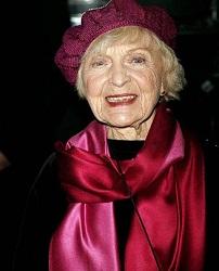 OTHER BLOOMERS & SHAKERS: Ellen Albertini Dow, The New OldGirl