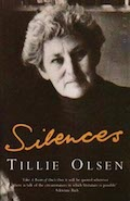 Tillie Olsen's book, Silences (courtesy Random House)