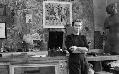 Tove Jansson_authorphoto_Reino-Loppinen