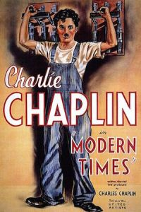 Amy Weldon Pottery Charlie Chaplin Modern Times