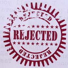 Amy Weldon Pottery Rejected Sign