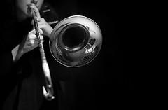 Gene Oishi trombone