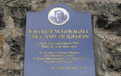 Brian Bouldrey 1280px-William_McGonagall_plaque,_Edinburgh,_Scotland-20March2010 400x250