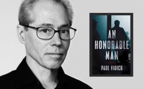 Paul Vidich: An Audio Conversation at Politics & Prose