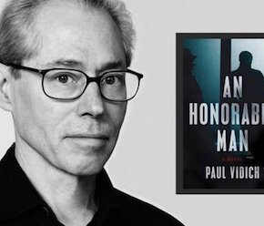 Paul Vidich: An Audio Conversation at Politics &Prose