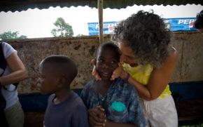BLOOMERS BLAZING: Lynn Siebert Auerbach DreamsAfrica