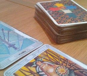 Tarot, Astrology & Storytelling: A Conversation with Chaya Babu & SwatiKhurana