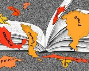 FIVE in BLOOM: Latin AmericanAuthors