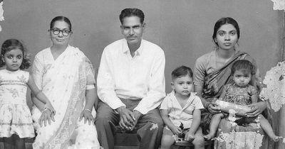 sujatha gidla family book