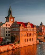 Captivated by Prague: the Writing of Jeffrey Condran
